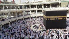 qalbu islam: Hikmah Thawaf dan makna 7 putaran mengelilingi Ka'...