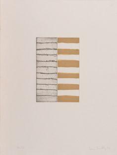 Pomes Penyeach - Sean Scully - Galerie Simon Blais - 5420, boul. St-Laurent, Montréal