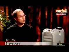 Steve Jobs TV interview following Macworld NY (2001)