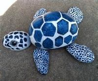 Painted Turtle Rocks - Bing Images - Gardening For Life More