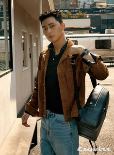 Handsome Korean Actors, Handsome Boys, Asian Boys, Asian Men, Park Seo Joon Instagram, Kang Haneul, Joon Park, Park Seo Jun, Gong Yoo