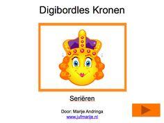 Digibordles Kronen Marije Andringa Holland, Winnie The Pooh, Disney Characters, Fictional Characters, Preschool, 27 April, Vans, Zz, Spring