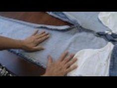 Video- aula Diminuir calça de tamanho epi 6