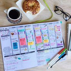This planner is everything I have every been looking for! Completely worth the price!