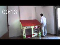 Casa plegable de campo | HOMYINHOME | Juguete EurekaKids