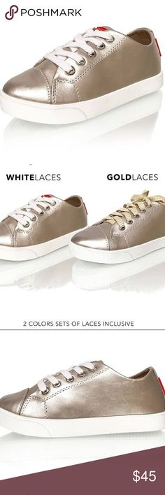 Brand New Kids shoes Brand new in new box packaging size 11 to size 4 available. Quick ship! Marc Defang Shoes Sneakers