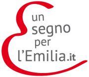 Logo Un segno per l'Emilia – Iniziativa benefica per la ricostruzione