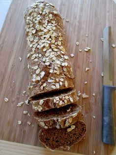 Hope For Healing: Soft and Chewy Oat Baguette Bread. Be still my heart. This is gluten free. If it tastes half as good as it looks, I'll be a happy girl.