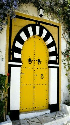 The beauty of old doors in Africa. - by Ramon_Perez_Terrassa