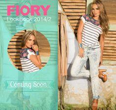 Estamos ansiosos por este LOOKBOOK 2014/2!!!! Coming Soon!!