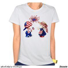 4th of July Tshirt