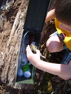 Geocaching: Fun for the Whole Family