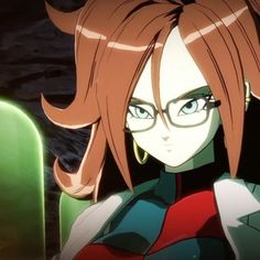 Dragon Ball FighterZ Fighting Game Adds Android 21 Original Character https://link.crwd.fr/4SGG