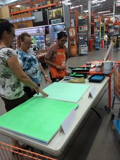 Do It Herself Workshop at 3302!