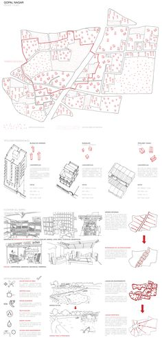 Credit | student: Alberto Gonzalez-Capitel Martorell | school: ETSAM, Architecture School at the Polytechnical University of Madrid | critic: Luis Basabe Montalvo | title: COLLABORATIVE URBAN DEVELOPMENT IN GOPAL NAGAR - REGENERATION OF SUBSTANDARD HOUSING NEIGHBOURHOOD IN AHMEDABAD, INDIA