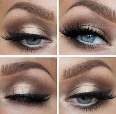 Top 10 Colors For Blue Eyes Makeup