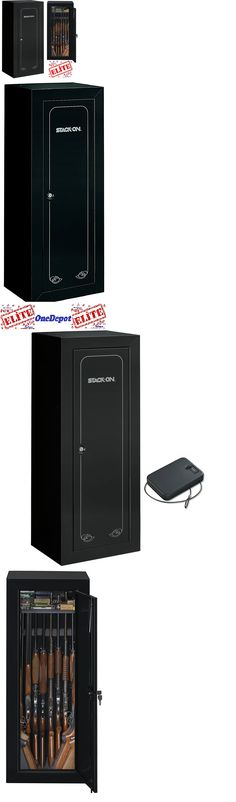 Cabinets and Safes 177877: Stack-On Convertible 18-Gun Cabinet ...