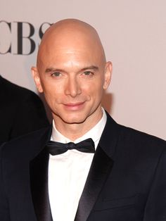 Michael Cerveris  insanely versatile actor! Did everything from Shakespeare to Hedwig to Sweeney Todd.