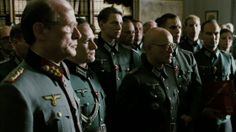 """""""Valkyrie"""" A dramatization of the 20 July assassination and political coup plot by desperate renegade German Army officers against Hitler during World War II."""