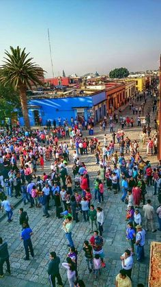 Centro Histórico de Oaxaca