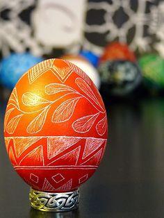 decorative egg!