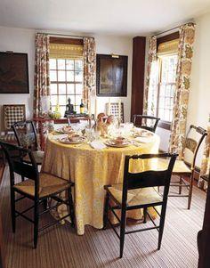 Cottage Style - Decorating - John Peixinho - Newport - Rhode Island - House Beautiful