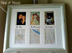 Anniversary Gift - Click image to find more DIY & Crafts Pinterest pins