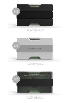 The Perfect Slim Wallet / Radix