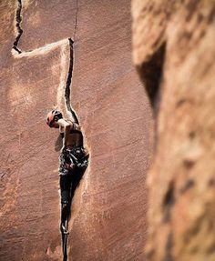 Climb. #thepursuitof