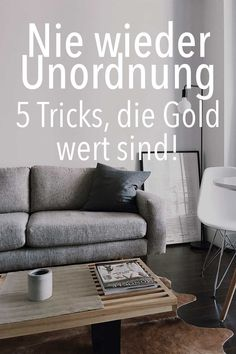 ► Order at home: With these 5 tricks, it always stays tidy! - 5 tips like you brings to your apartment. No more messing and annoying about cleaning up – - House Cleaning Tips, Cleaning Hacks, Diy Hanging Shelves, Home Organisation, Tidy Up, Mason Jar Diy, Home Hacks, Clean House, Tricks