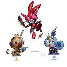 All Pokemon, Pokemon Fan Art, Cute Pokemon, Pokemon Stuff, Pokemon Sketch, Pokemon Starters, Joker Wallpapers, Kamen Rider Series, Z Arts