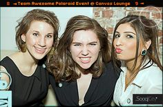 Social City Networking INC. Official Photo  Team Awesom: Polaroid Party  January 13th, 2012  Photographer: Tammy Maltese Photography  Tammy Maltese  604-904-7787  All Rights Reserved.