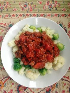 [Recipe] Fifteen Minute Meat Sauce