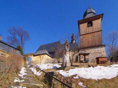 Kryštofovo Údolí - památky