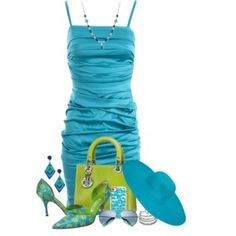 Silk Dress for Spring