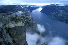 Preikestolen, Noorwegen