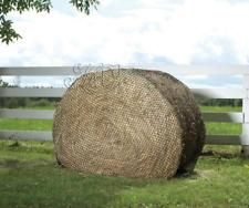 Hay Chix 6' Round Bale Net Slow Feed Hay Feeder Hay Feeder For Horses, Horse Hay, Net Bag, Bags, Handbags, Bag, Totes, Hand Bags
