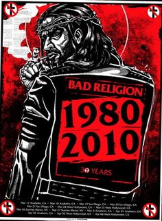 Bad Religion by Munk One
