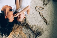 Самая главная дружба: мама Марина и дочка София