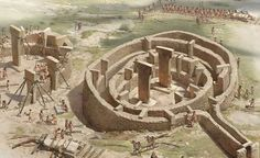 World's Oldest Temple to Be Restored An ancient site of Göbekli Tepe in Turkey has rewritten the early history of civilization. Ancient Aliens, Ancient Egypt, Ancient History, European History, Ancient Greece, Black History, American History, Archaeological Discoveries, Archaeological Site