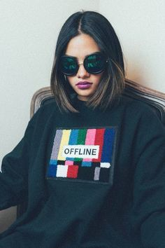 Bob und Lobe schneiden Mode ins Haar Bob and Lobe cut fashion in the hair – Farbige Haare Edgy Style, Cut And Style, Style Me, Edgy Chic, Minimal Chic, Casual Chic, Mode Outfits, Fashion Outfits, Womens Fashion