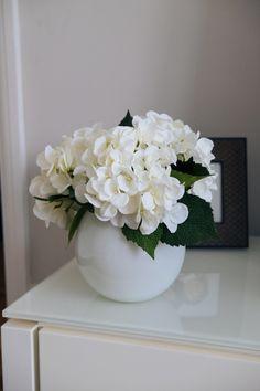 Hydrangea | silk flowers