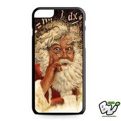 Einstein Santa Think iPhone 6 Plus Case | iPhone 6S Plus Case