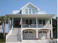 Small beach house exteriors coastal cottage exterior house Coastal cottage plans #coastalcottageplans