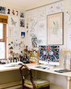 Artist studio love