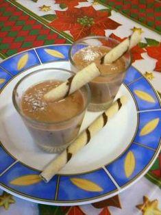 Házi kókuszos forró csokoládé Latte, Breakfast Recipes, Recipies, Pudding, Sweets, Smoothie, Foods, Coffee Milk, Recipes For Breakfast