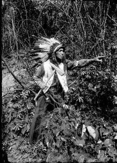 Iroquois man