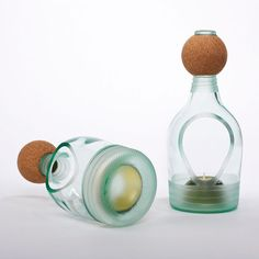 Time Concept Velencia Recycled Glass Several Styles /& Colors