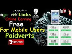 Earn 10000 Rupees Easily Per month On android mobile Paidverts on Mobile...