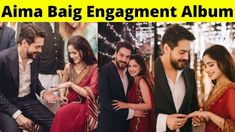 Official Album of Aima Baig and shahbaz shigri Engagment Latest Celebrity News, Album, Engagement, Celebrities, Celebs, Engagements, Celebrity, Card Book, Famous People